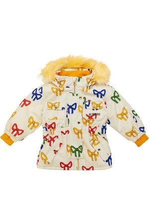 Mini Rodini Bow ski jacket
