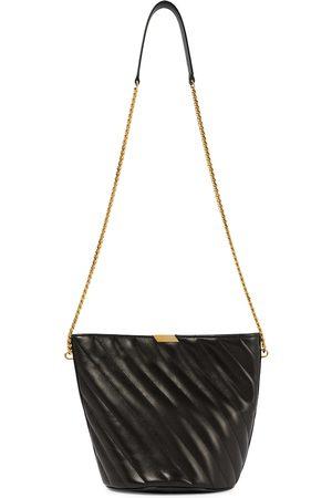 Saint Laurent Exclusive to Mytheresa – Small leather bucket bag