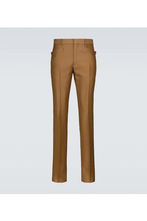 Tom Ford Wool-blend formal pants