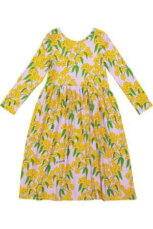 Mini Rodini Alpine floral dress