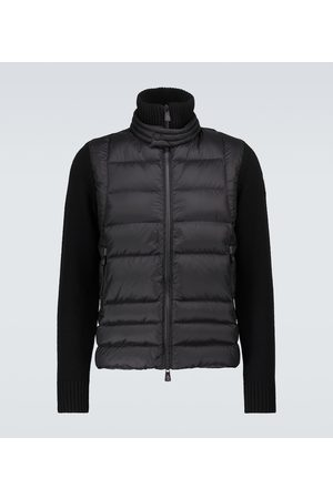 Moncler Down-padded cardigan