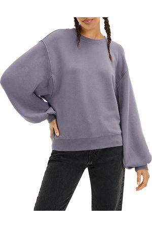 UGG Brook Balloon Sleeve Crewneck Sweatshirt