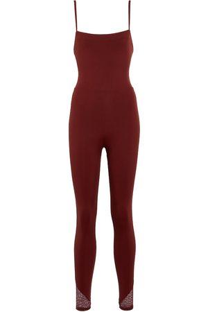 ERES Discipline lace-trimmed jumpsuit