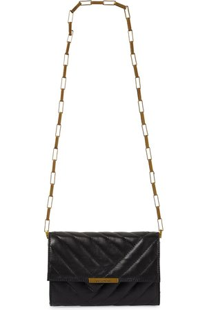 Isabel Marant Devony quilted leather crossbody bag