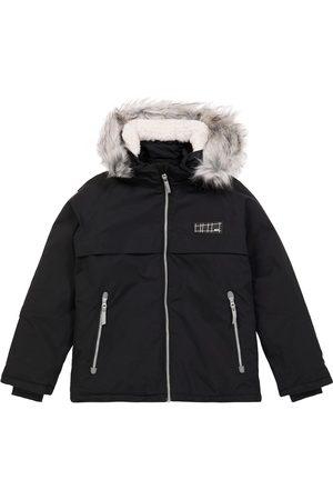Molo Castor faux fur ski jacket