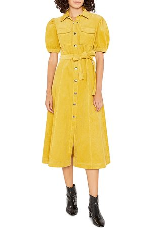 LIKELY Linsley Belted Shirtdress