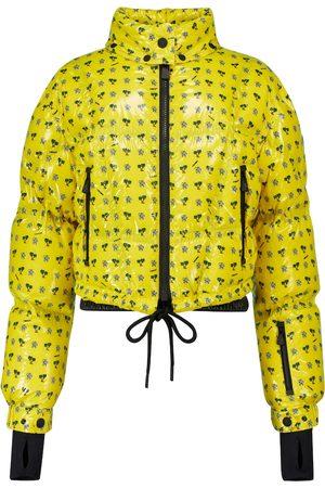 Moncler Exclusive to Mytheresa – Peyrins printed down ski jacket