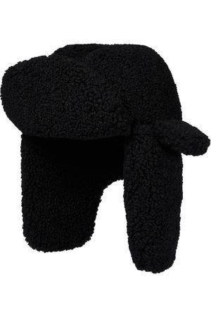 Ruslan Baginskiy Women Hats - Faux shearling hat
