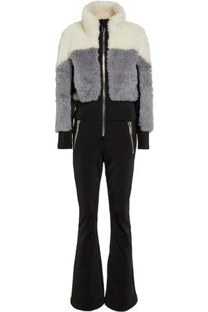 Toni Sailer Women Ski Suits - Eve faux fur ski suit