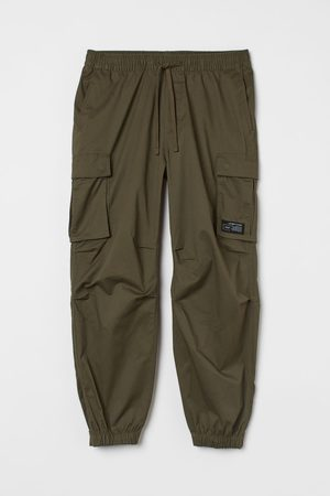 H&M Relaxed Fit Cargo Pants