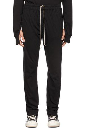 Rick Owens Black Berlin Sweatpants