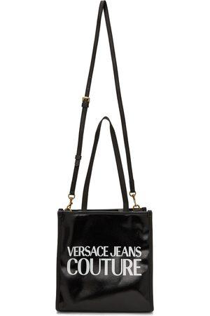 VERSACE Men Luggage - Black Range Messenger Bag