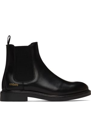 Axel Arigato Leather Chelsea Boots