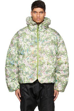 A.A. Spectrum Multicolor Down Art Jacket