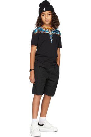 MARCELO BURLON Kids Grizzly Wings T-Shirt