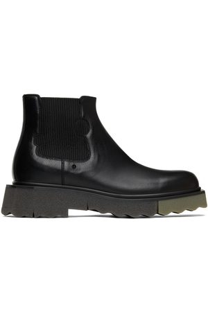 OFF-WHITE Meteor Chelsea Boots