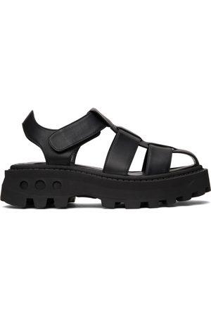 SIMON MILLER Scrambler Cage Sandals