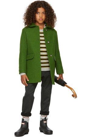 BONPOINT Kids Green Favori Coat