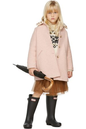 BONPOINT Kids Pink Temaggle Coat