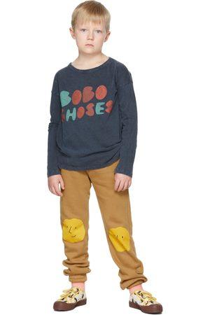 Bobo Choses Kids Logo Long Sleeve T-Shirt