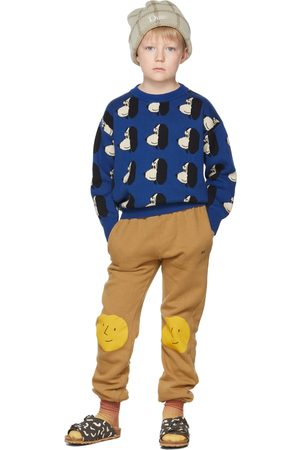 Bobo Choses Kids Doggie All Over Sweater