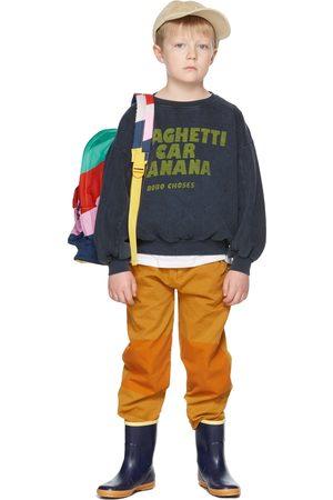 Bobo Choses Kids Spaghetti Car Banana Sweatshirt