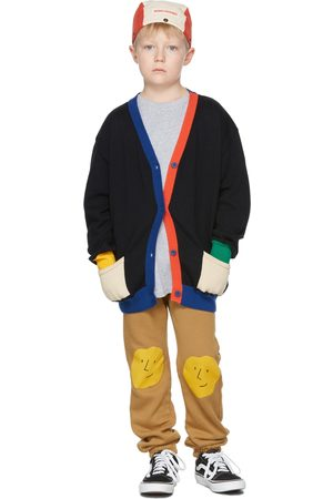 Bobo Choses Kids Multicolor Knitted Cardigan