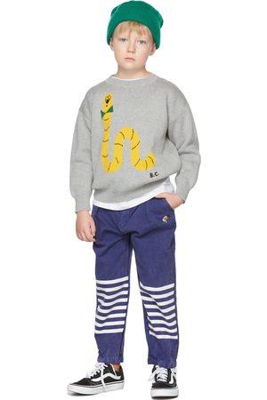 Bobo Choses Kids Scholar Worm Sweater