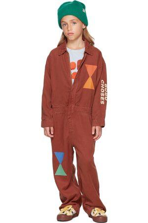 Bobo Choses Kids Geometric Overall Jumpsuit