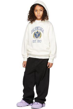 Balenciaga Kids Off-White University Hoodie