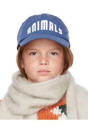 The Animal Observatory Kids Blue Big Hamster Cap