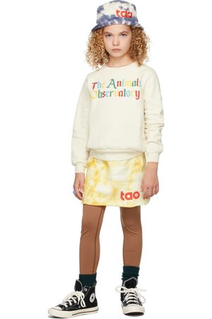 The Animal Observatory Kids Bear Sweatshirt