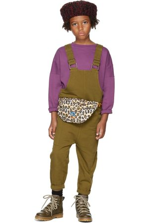 Repose AMS Kids Purple Crewneck Sweatshirt