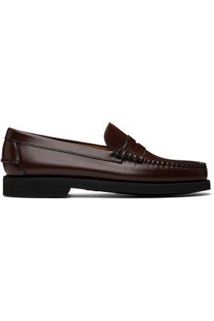 SEBAGO Brown Dan Polaris Loafers