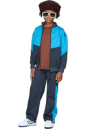 Repose AMS Kids Blue Game Lounge Pants