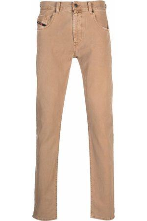 Diesel D-Strukt JoggJeans straight-leg trousers - Neutrals