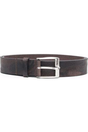 Diesel Men Belts - Refined leather belt