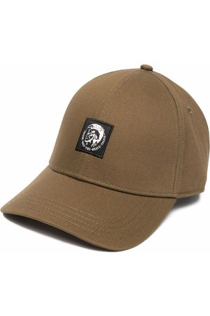 Diesel Mohawk-logo baseball cap