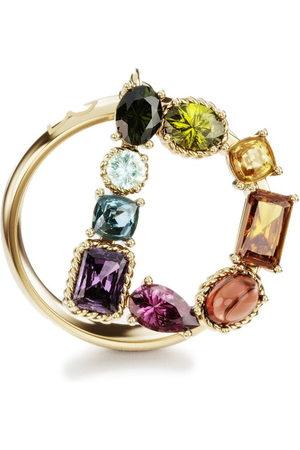 Dolce & Gabbana 18kt yellow Rainbow Alphabet D ring