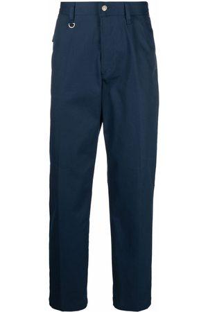 Diesel Men Straight Leg Pants - P-Lucky straight-leg trousers