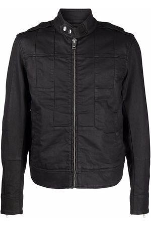 Diesel Men Leather Jackets - D-JEI-SP3 Joggjeans® jacket