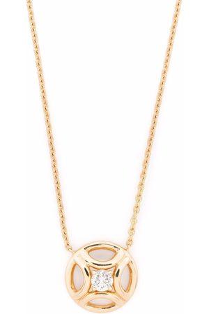 Loyal.e Paris Necklaces - Perpétuel round diamond necklace