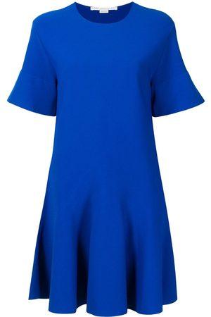 Stella McCartney Women Dresses - Crepe peplum dress