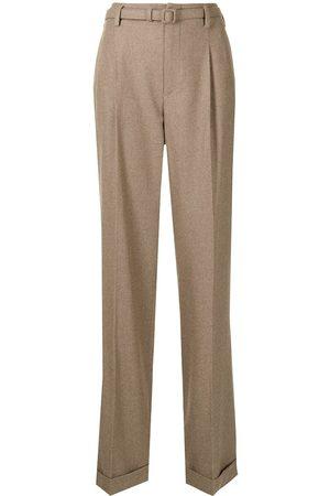 Ralph Lauren Women Formal Pants - Straight-leg tailored trousers