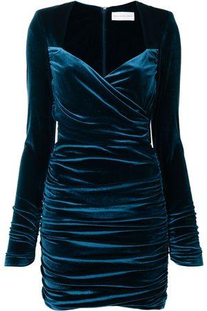Rebecca Vallance Women Party Dresses - Aubrey ruched mini dress