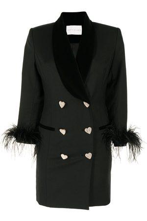 Rebecca Vallance Women Blazers - Kawani double-breasted blazer dress