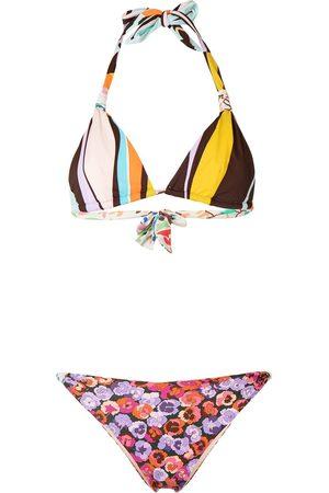 M Missoni Women Bikinis - Upcycle bikini set - Multicolour