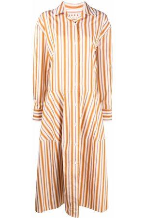 Marni Women Casual Dresses - Vertical-stripe shirtdress
