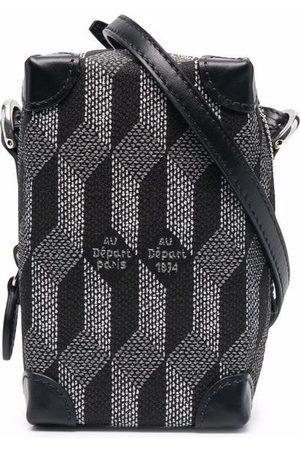 Au Départ Women Shoulder Bags - Hexagon crossbody bag