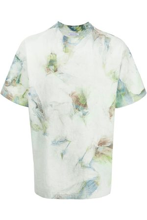 JOHN ELLIOTT University tie-dye cotton T-shirt